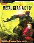 Metal Gear Acid - Guide
