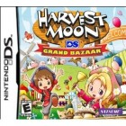 DS - Harvest Moon: Grand Bazaar (US)