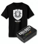 Call of Duty 7 Black Ops T-Shirt (L) - schwarz