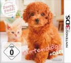 3DS - Nintendogs Zwergpudel + Cats
