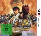 3DS - Super Street Fighter 4/IV - 3D Edition