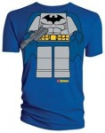 Lego Batman Costume T-Shirt (LARGE)