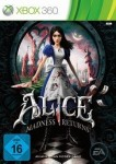 Alice Madness Returns (uncut)  Xbox 360  (gebraucht)