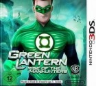 3DS - Green Lantern Rise of the Manhunters