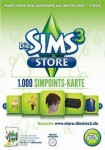 Die Sims 3 - Simpoints Card 1.000