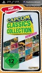 Capcom Classic Collection Remixed  Sony PSP