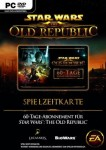 Star Wars: The Old Republic  60-Tage Game Time Card