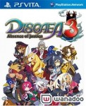 Disgaea 3 - Absence of Detention  PSVita