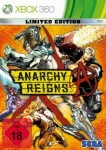 Anarchy Reigns  X-Box 360