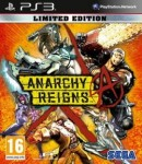 Anarchy Reigns  Limited Edition - uncut (AT)  PS3