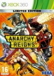 Anarchy Reigns  Limited Edition - uncut (AT)  X-Box 360