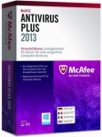 McAfee AntiVirus Plus 2013 - 1 User  PC