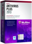 McAfee AntiVirus Plus 2013 - 3 User  PC