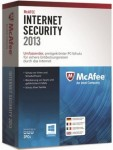 McAfee Internet Security 2013 - 3 User  PC