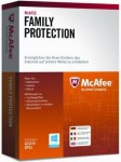 McAfee Family Protection - 3 User  PC