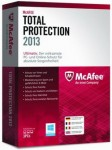 McAfee Total Protection 2013 - 3 User  PC