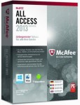 McAfee All Access 2013 Individual  PC + MAC