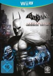 Batman Arkham City  Armoured Edition  Wii U  (gebraucht)