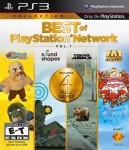 Best of PlayStation Network, Vol. 1 PS3 US