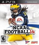 NCAA Football 14 PS3 (US)
