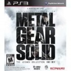 Metal Gear Solid The Legacy Collection PS3 (US)