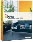 Microsoft Office XP Professional 2003  ( OEM Version )