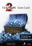 Guild Wars 2  Gem Card 2.000  PC