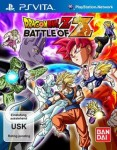 Dragonball Z: Battle of Z  D1 Version!  PSVita