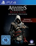 Assassin´s Creed 4  Black Flag  Jackdaw Edition  PS4