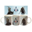 Assassin´s Creed 3 Tasse Motiv Connor