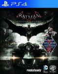 Batman Arkham Knight  D1 Version!  PS4