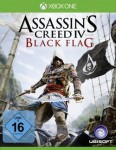 Assassin´s Creed 4  Black Flag  Xbox One  (gebraucht)