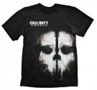 Call of Duty Ghosts T-Shirt - Skull [schwarz]