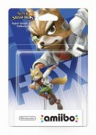 amiibo - Smash Fox Figur  Wii U / 3DS / 2DS