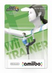 amiibo - Smash Fit Trainer Figur  Wii U / 3DS / 2DS