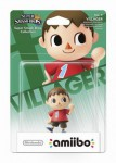 amiibo - Smash Villager Figur  Wii U / 3DS / 2DS