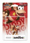 amiibo - Smash Diddi Kong Figur  Wii U / 3DS / 2DS