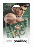 amiibo - Smash Little Mac Figur  Wii U / 3DS / 2DS