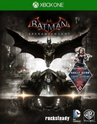 Batman Arkham Knight  D1 Version!  Xbox One