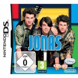 DS - Disney JONAS
