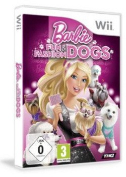 Wii - Barbie: Fun and Fashion Dogs