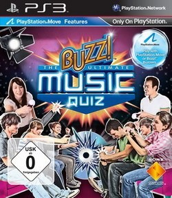 Buzz! - Das Ultimative Musik-Quiz PS3