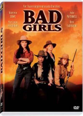 Bad Girls - DVD/NEU/OVP
